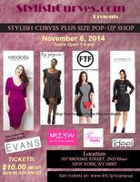 Stylish Curves Pop Up Shop