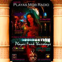 Playas Funk Thursdays: #SCORPIONATION (Halloween...