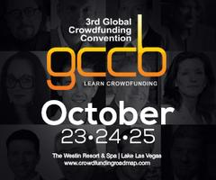 3rd GLOBAL CROWDFUNDING CONVENTION & BOOTCAMP #GCCB2014