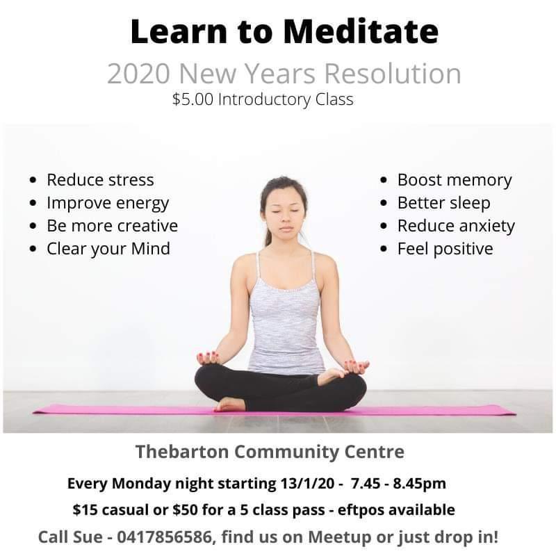 reSET Meditation Classes