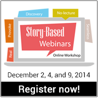 SOLD OUT - Story-Based Webinar Design and Delivery...