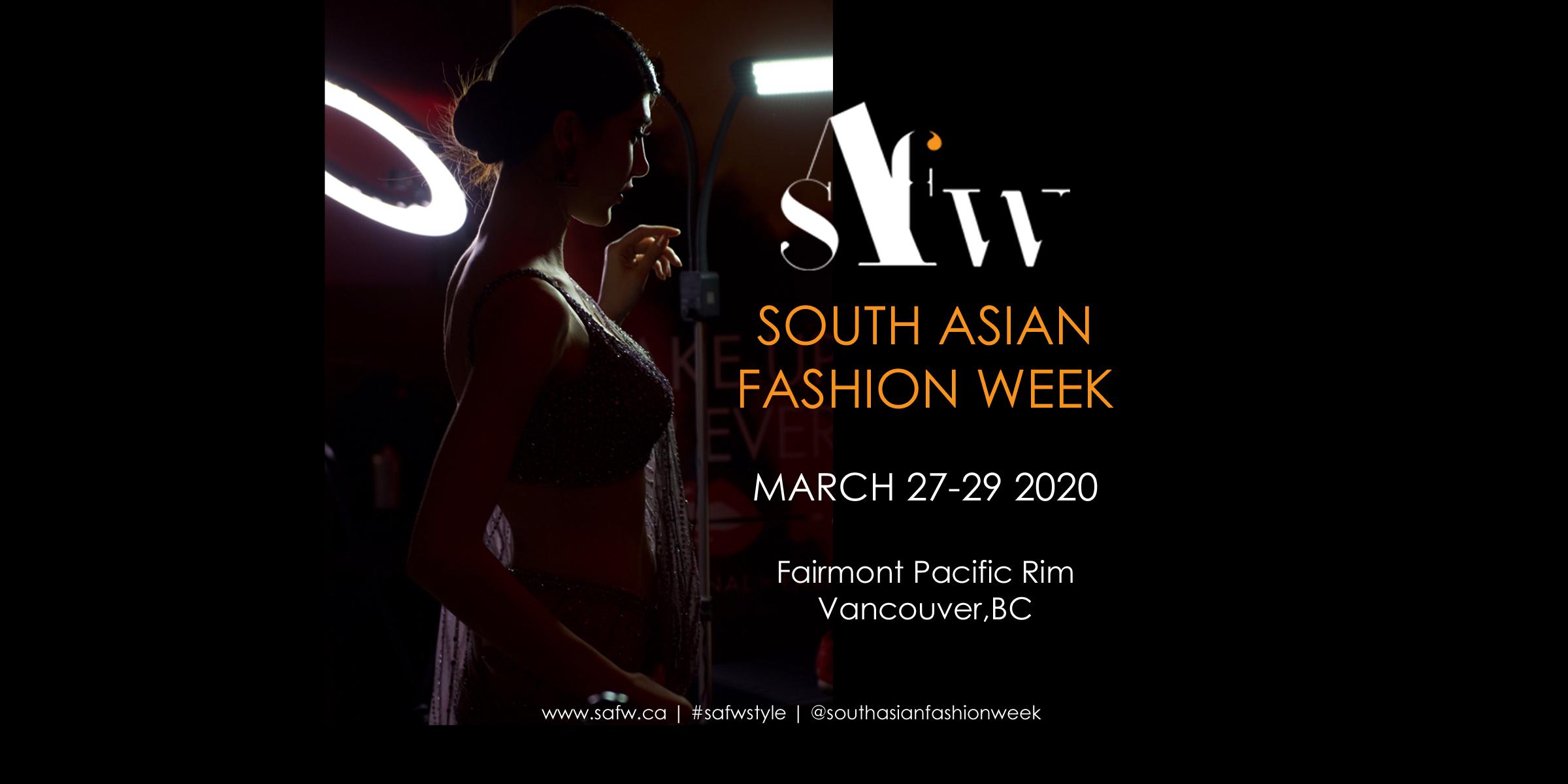 South Asian Fashion Week