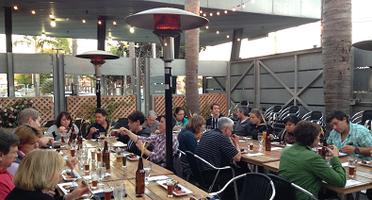 Berkeley Fall Beer Dinner