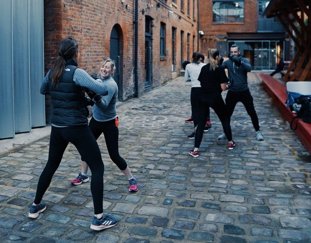Beehive Mill + Waulk Mill Lunchtime Fitness