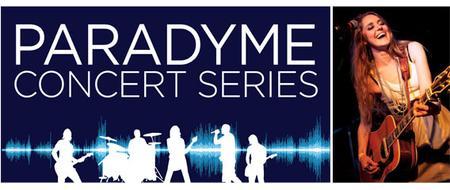 Paradyme Music Concert with Megan Slankard
