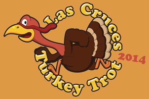 The 2014 Las Cruces Thanksgiving Day Turkey Trot