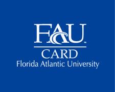 FAU CARD logo