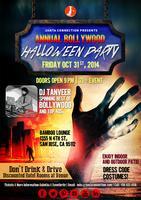 Annual Bollywood Halloween Party