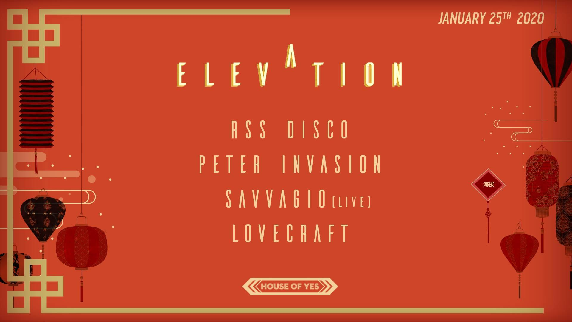 Elevation: Season Opening Party