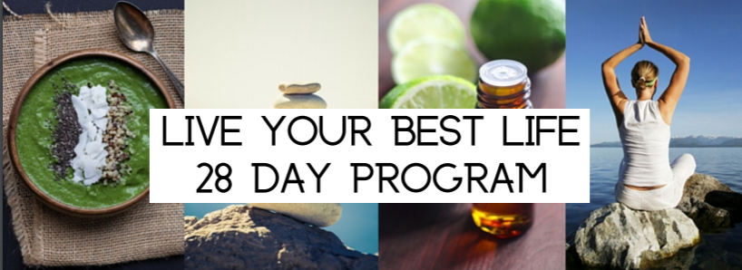 Live your best life 28 day program