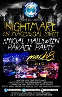 Mach 8 Nightmare on MacDougal Street NYC