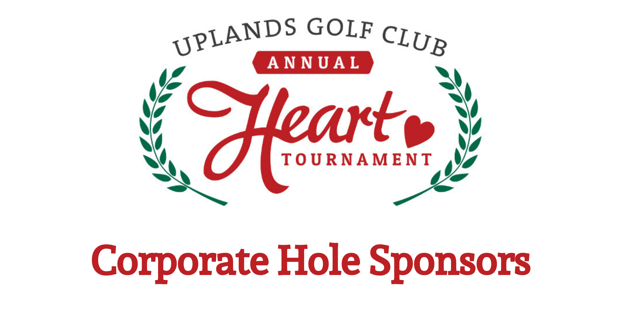 2020 Virtual Corporate Hole Sponsorships