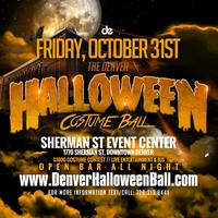 The Denver Halloween Costume Ball