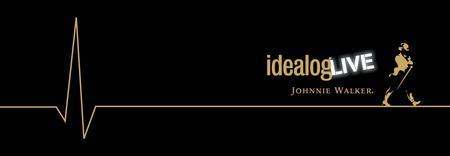 IDEALOG LIVE in association with Johnnie Walker