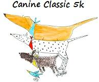 The 15th Annual Canine Classic 5k Run/Walk
