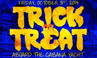 Trick or Treat Halloween Cruise NYC on the Cabana Yacht...
