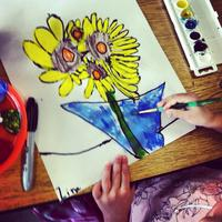 Thanksgiving Art Camp for Ages 3-10 (Two Full Days)