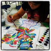 Thanksgiving Art Camp for Ages 3-10 (Wednesday)