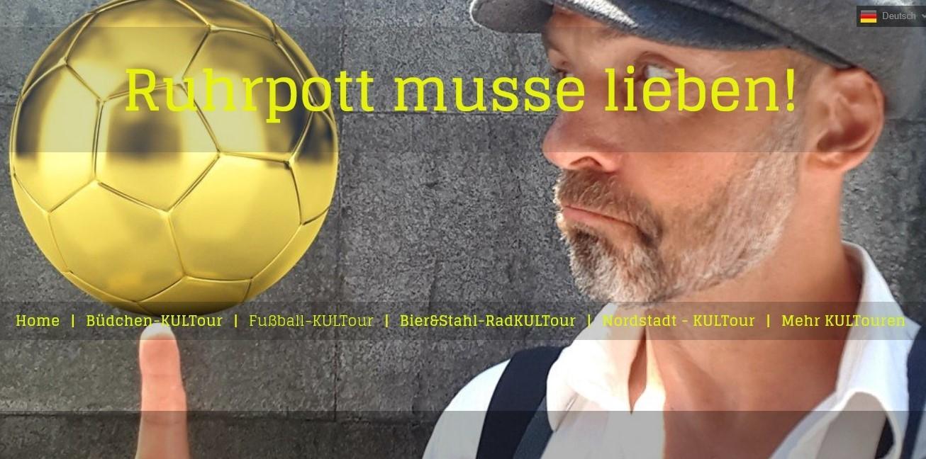 Fussball-KULTour - mit Fritze Brinkhoffs