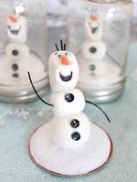 Frozen Fun Art Camp for Ages 3-10 (half days afternoon)