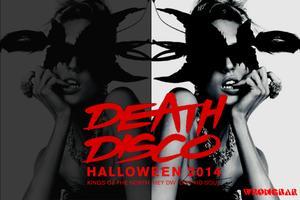 HALLOWEEN DEATH DISCO 2014 at Wrongbar