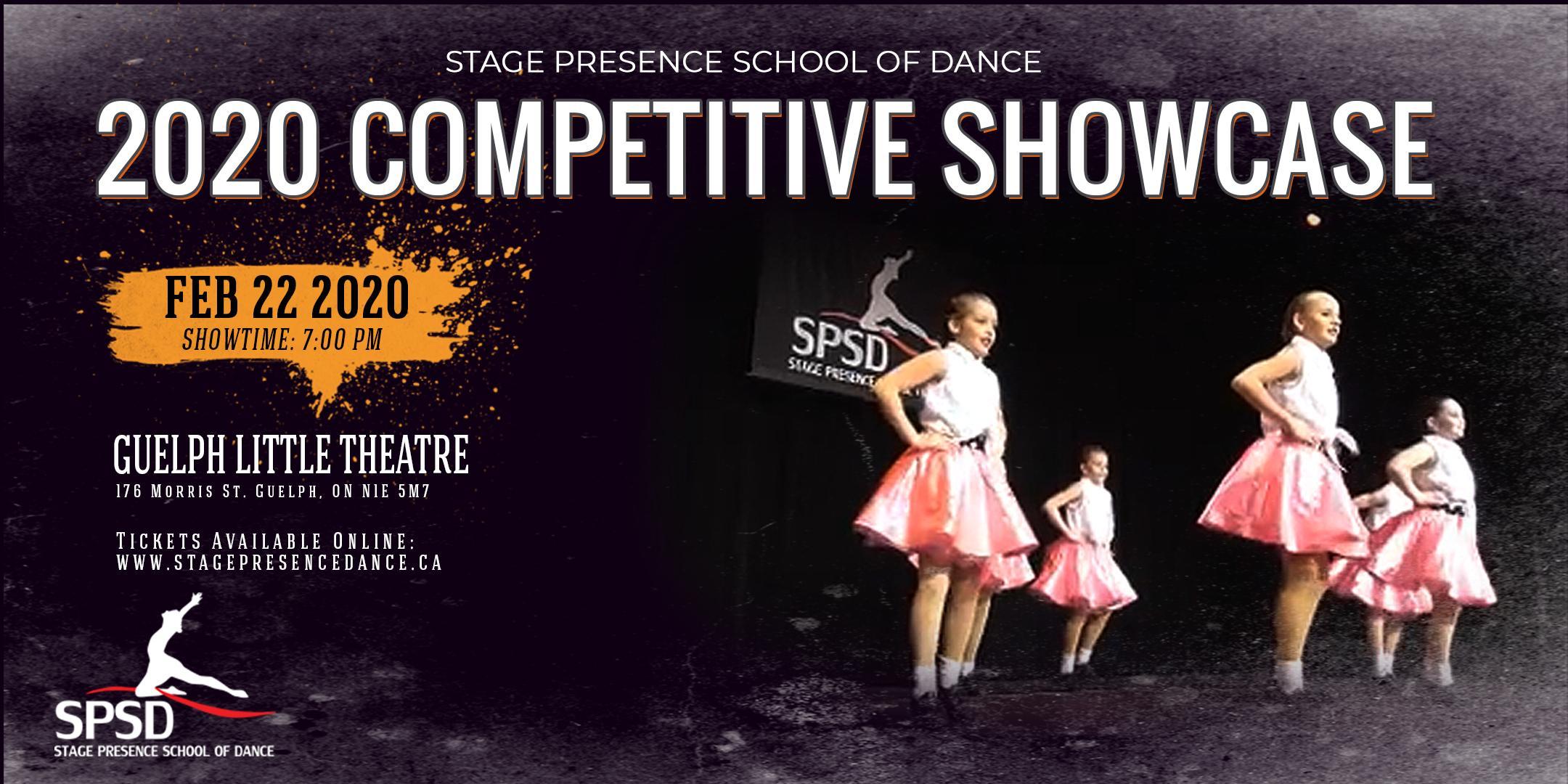 SPSD Competitive Showcase 2020