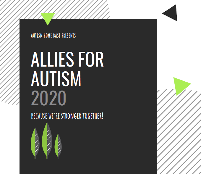 POSTPONED - DETAILS TO FOLLOW Allies for Autism 2020