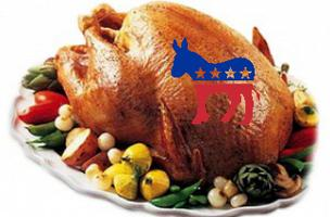 2014 Thanksgiving Dinner with Democrats Abroad Ireland