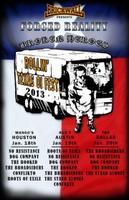 FORCED REALITY - Rollin' Texas Oi! Fest w/BROKEN...
