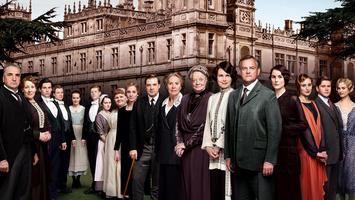 Festive Readings with cast members of Downton Abbey