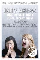 ERIN & MELISSA (improv & sketch comedy from Los...