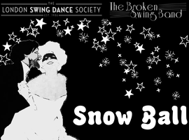 Snow Ball - An Evening in Black and White