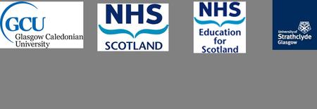 Glasgow AHP Practice Educator Training January 2015