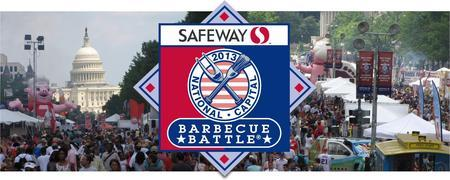 "The Safeway BBQ Battle ""America's BBQ Party"""