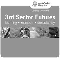 3rd Sector Futures: Mergers Collaboration, Charities &...