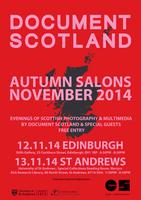 Document Scotland Autumn Salons 2014