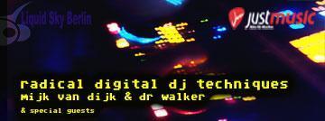 Berlin: Radical Digital DJ Techniques DJ Workshop für...