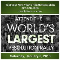 World's Largest Resolution Rally
