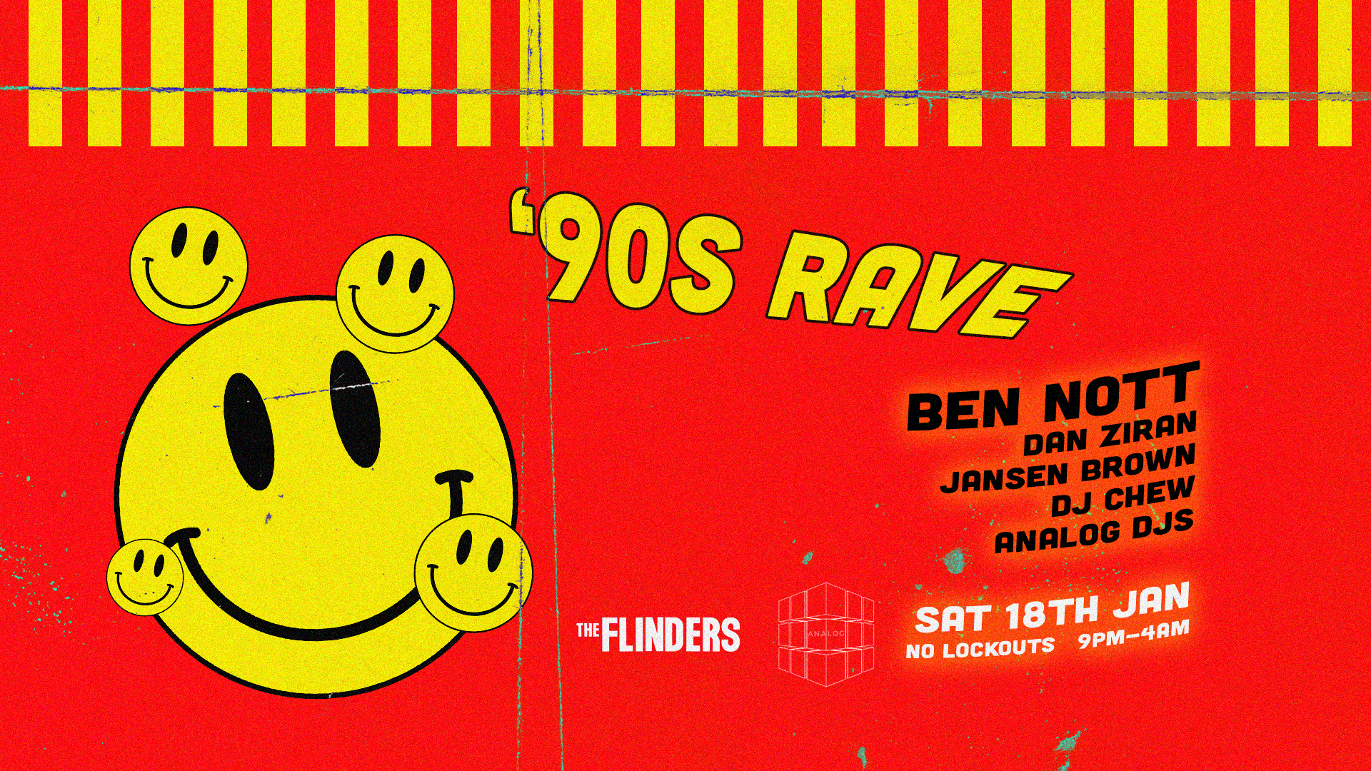 90s Rave Party
