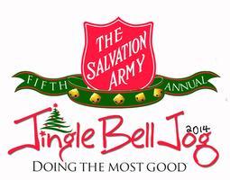 The Salvation Army Jingle Bell Jog