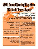 2014 Annual Sporting Clay Shoot