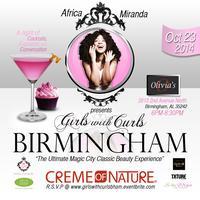 Girls With Curls Birmingham with Africa Miranda