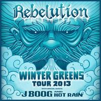 Rebelution w/ J Boog & Hot Rain at Mateel Community Center