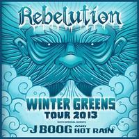 Rebelution w/ J Boog & Hot Rain at Mateel Community...