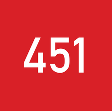 451 Agency logo