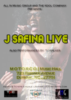All In Music Group and The Kool Company Presents J Safina LI...