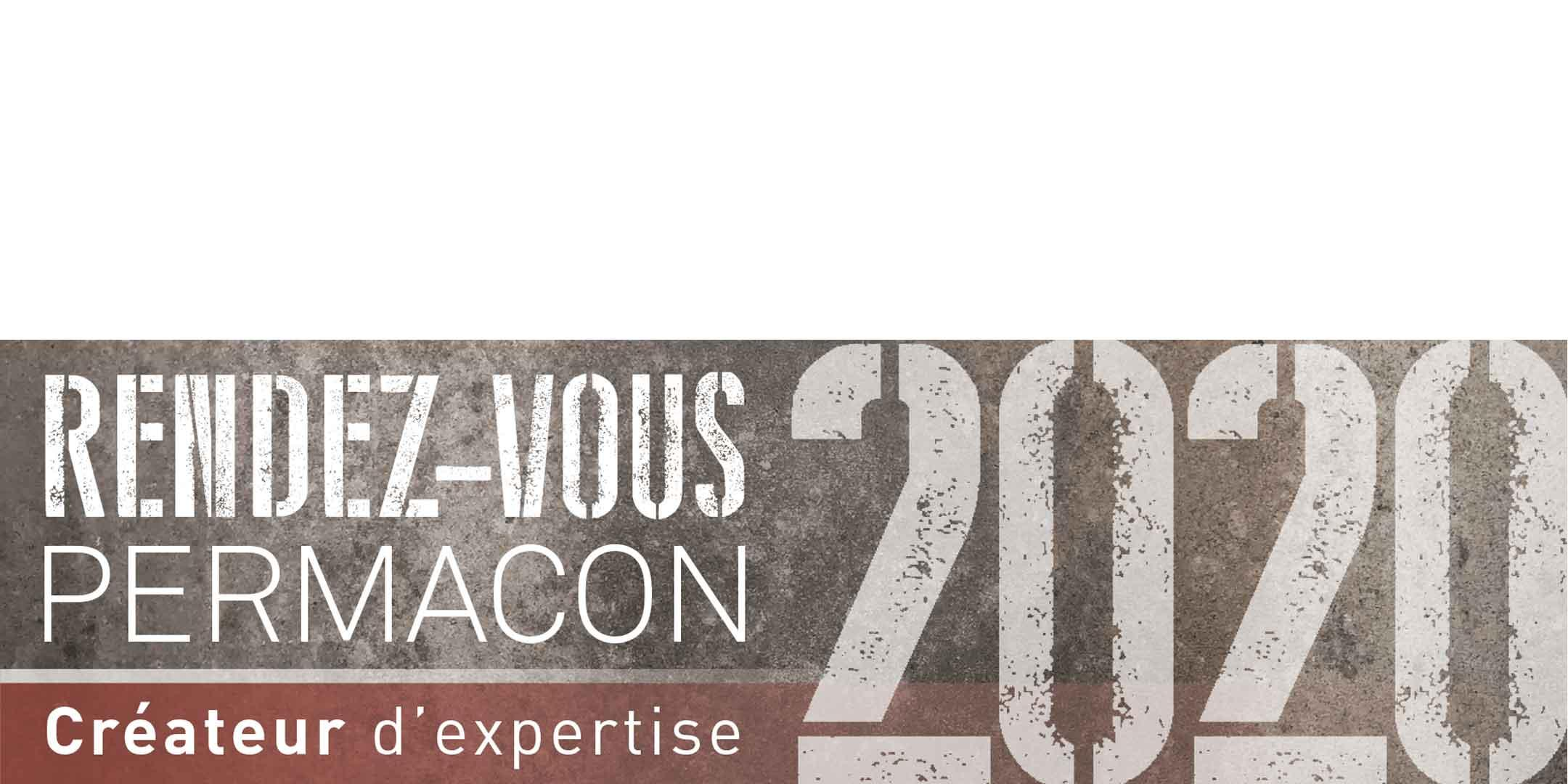 Rendez-Vous Permacon 2020 - Montréal