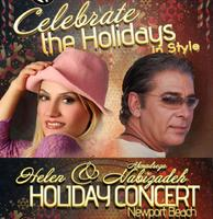 Helen and Ahmadreza Nabizadeh Holiday Concert