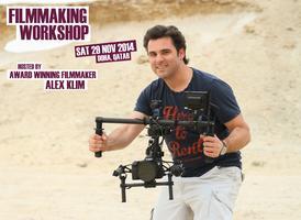 Filmmaking Workshop Doha 2014 - hosted by award...