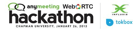 AnyMeeting WebRTC Hackathon